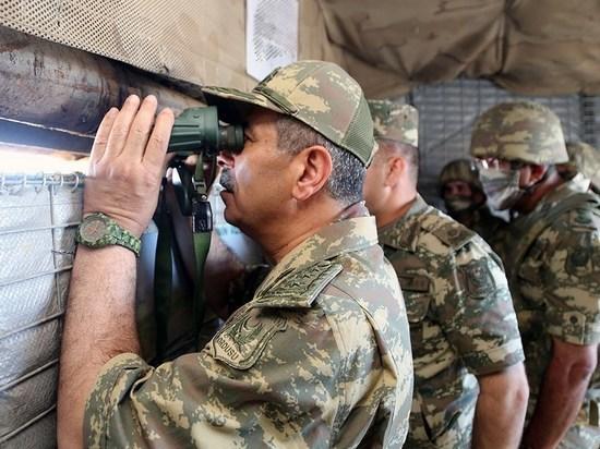 Посол Азербайджана не исключил полномасштабных боевых действий против Армении
