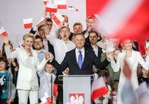 Узкая победа Дуды: в Польше на выборах победил антилиберальный кандидат