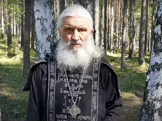 РПЦ ответила схиигумену Сергию, потребовавшему отставки Путина