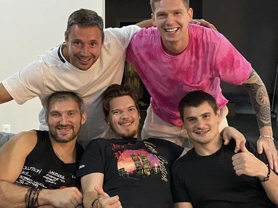 Танец Овечкина и Ковальчука восхитил фанатов и взорвал TikTok