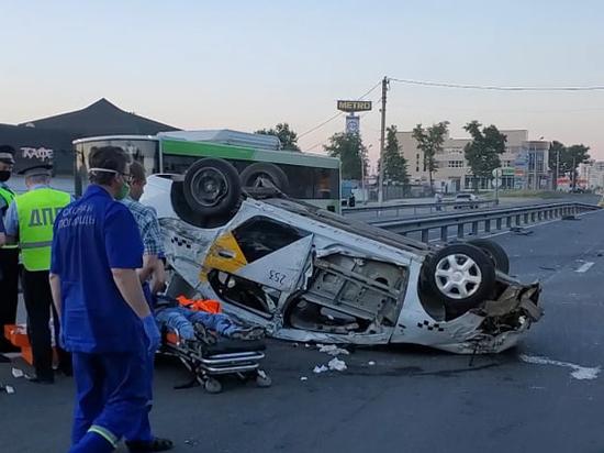 Во Владимире нетрезвый водитель «Рено» устроил ДТП с другой легковушкой и автобусом