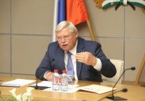 Губернатор Сергей Жвачкин «расставил точки над  i»