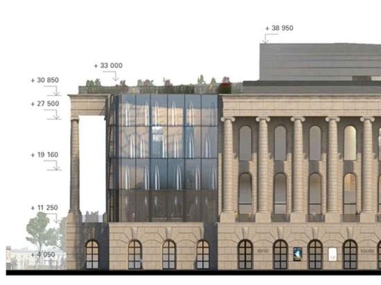 Борису Эйфману разрешили построить Дворец Танца высотой в 35 метров