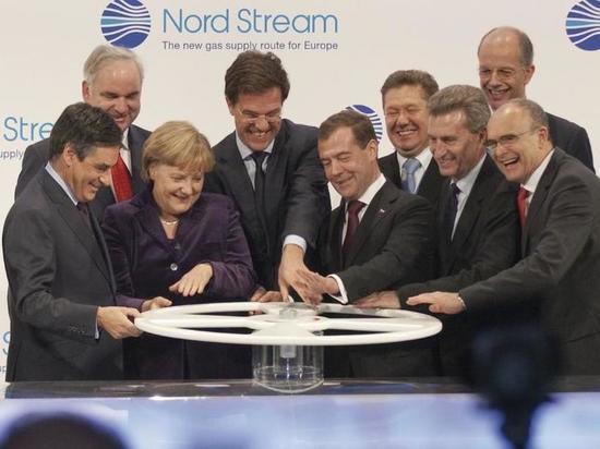 """""""Северный поток"""" остановят на ежегодное техобслуживание"""