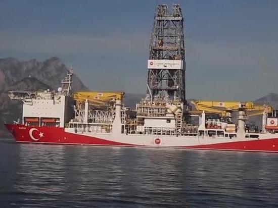 Анкара настаивает на справедливом распределении природных ресурсовКипра