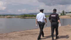 15-летнего подростка на Селенге в Улан-Удэ спасли двое полицейских