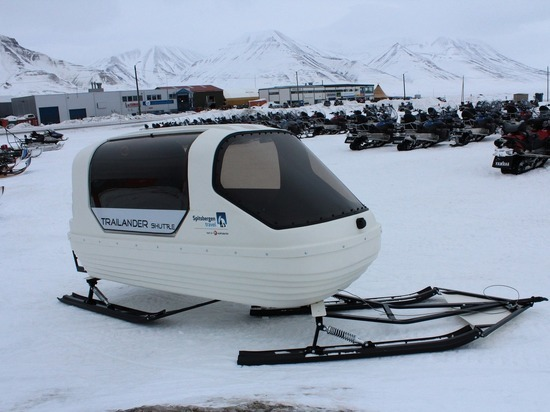 На Шпицбергене открылся первый российский полигон для изучения мерзлоты