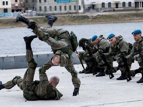 Псковских призывников назвали самыми здоровыми в военном округе