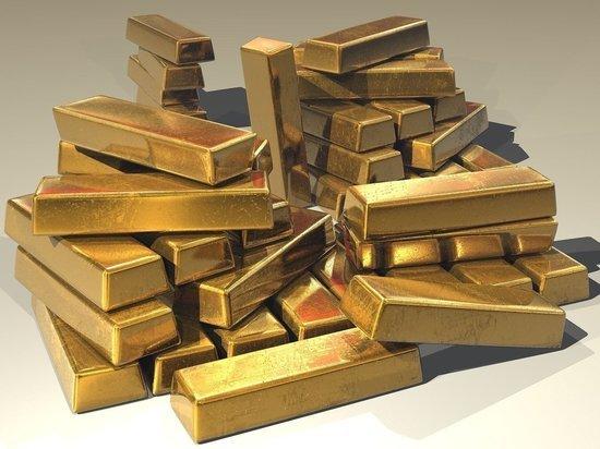 Доходы России от продажи золота впервые превысили выручку от газа