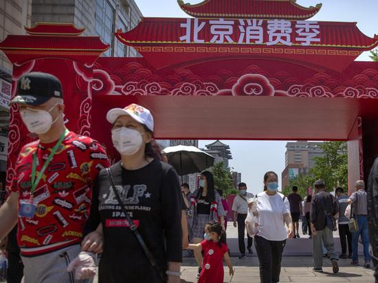 Пекин тоже готовится к возможным вспышкам COVID-19