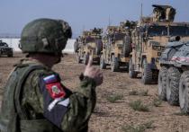 В Сирии террористы подорвали российский патруль