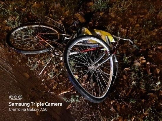 В Усть-Лабинске пожилая велосипедистка погибла под колесами автомобиля