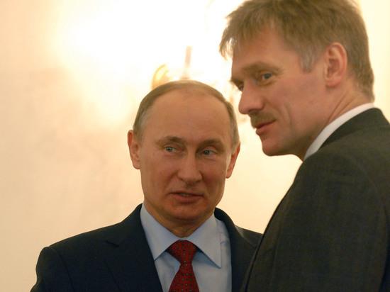Песков заявил, что Путин решит насчет врио главы Хабаровского края