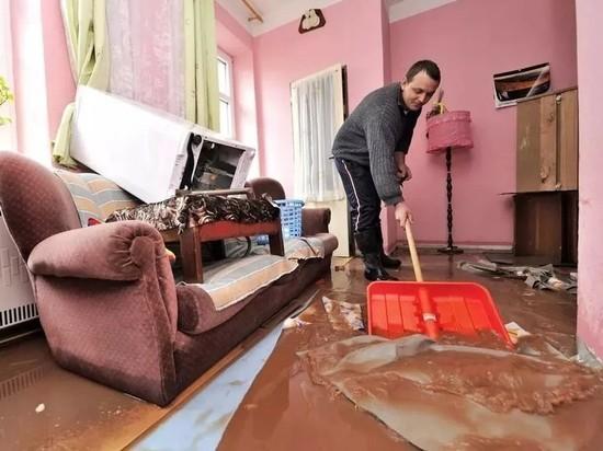 ущерб за затопило квартиру