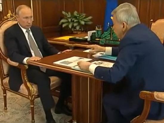 Ученый рассказал Путину, что коронавирус вызывает развитие диабета