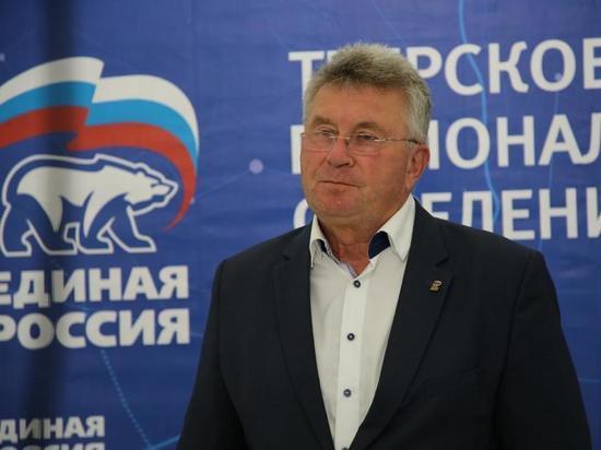 Андрей Белоцерковский выдвигается в депутаты Законодательного собрания