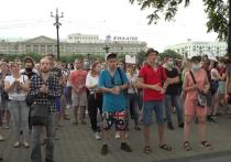На пятый день массовых протестов против ареста губернатора Хабаровского края выяснилось, что жители краевой столицы протестуют абсолютно неправильно