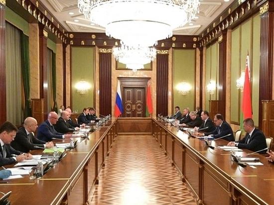 Россия и Белоруссия подписали соглашение по нефти