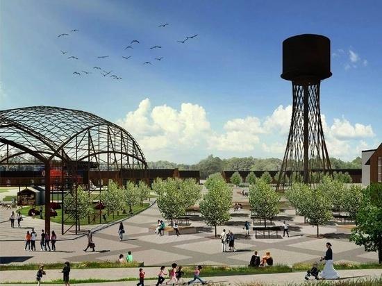 Новый индустриальный  парк для туристов хотят открыть в Выксе