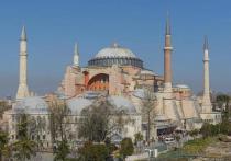 Туристы смогут бесплатно посещать Айя-Софию в перерывах между молитвами