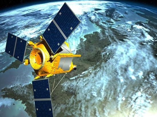 Дистанционное зондирование территории Казахстана — сверху видно все