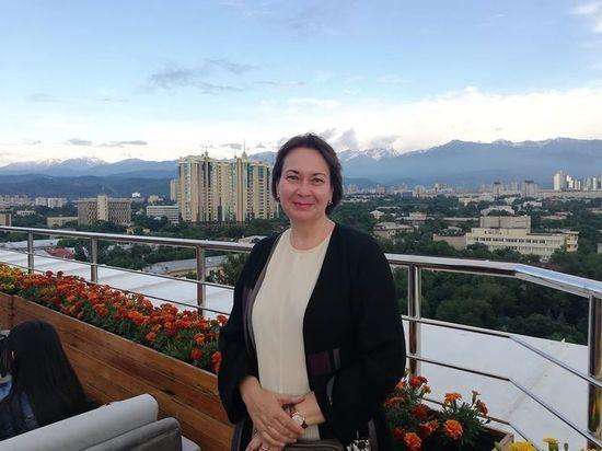 Консул Генерального консульства РФ в Алматы Ирина Переверзева: «Казахстан превратил меня в человека приобретающего»