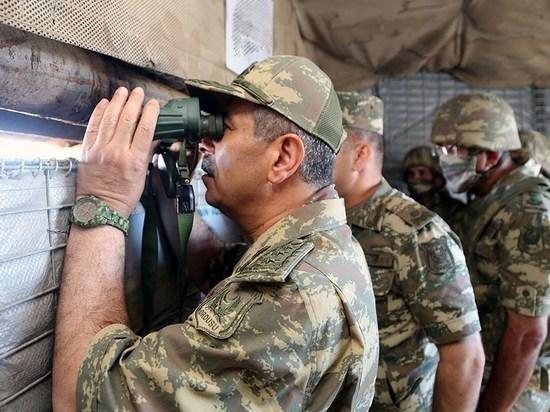 Армия Армении сбила два ударных беспилотника Азербайджана