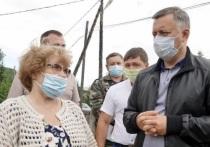 Игорь Кобзев проверил северные территории региона