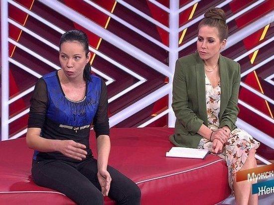 Первый канал показал жительницу Абакана, которая жалуется, что у нее незаконно забрали ребёнка