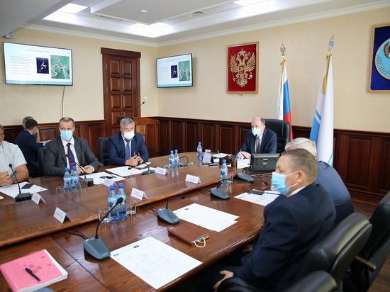 Городскую агломерацию создадут в Республике Алтай