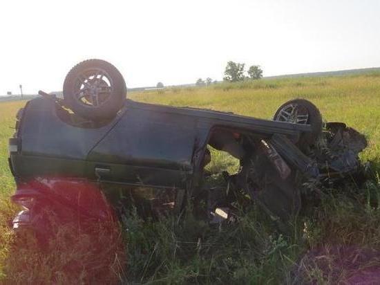 ДТП с двумя пострадавшими произошло на кузбасской трассе