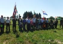 На Северном фасе Курской дуги вспоминали «жаркий» июль 1943-го