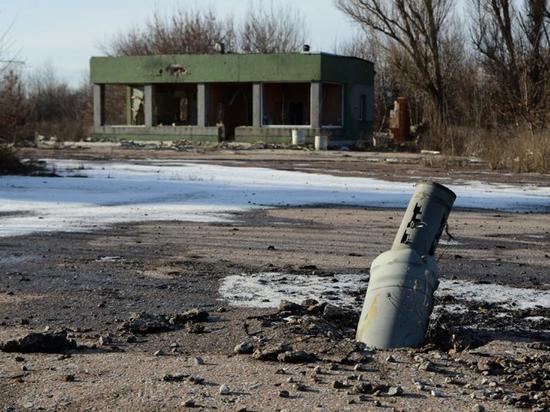 Москва продолжает считать эту территорию Украиной