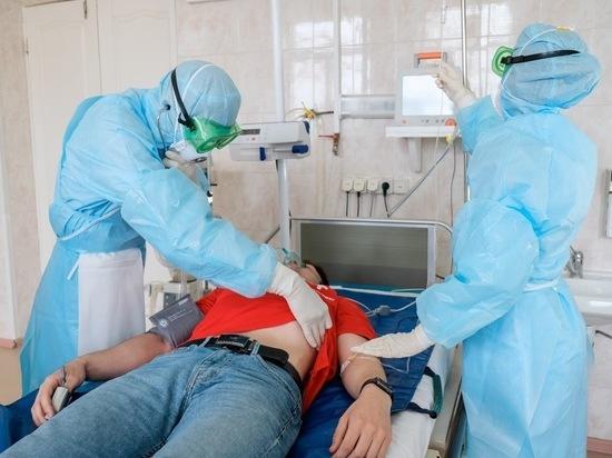 Еще у 93 волгоградцев подтвердился коронавирус
