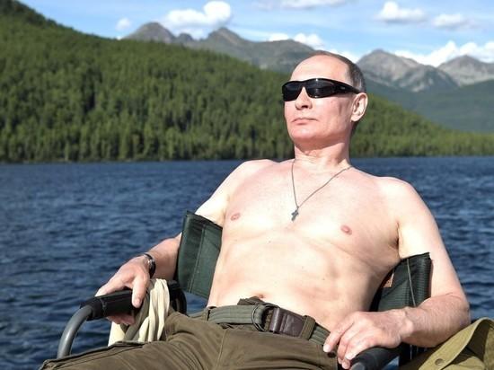 Песков не знает, когда у Путина будет отпуск
