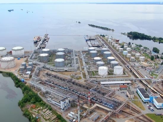 Коронакризис не смог остановить работы по реконструкции «старой» части Петербургского нефтяного терминала