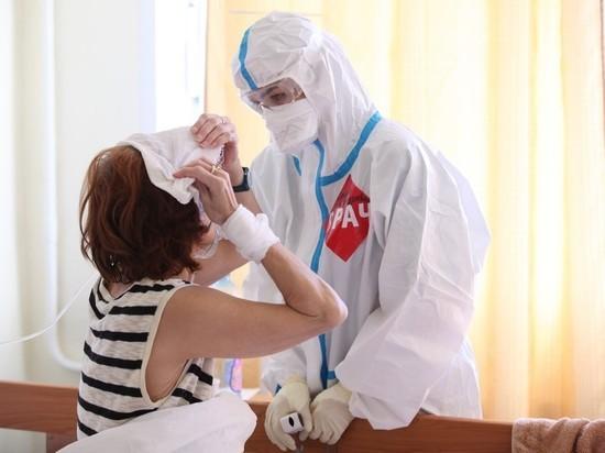 На лечение пациентов с коронавирусом потратили 40 млрд рублей