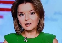 Украинская телеведущая Маричка Падалко, потерявшая передний зуб прямо во время телеэфира, рассказала, что в этом виновата ее маленькая дочка