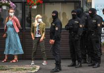 В Минске опять начались задержания