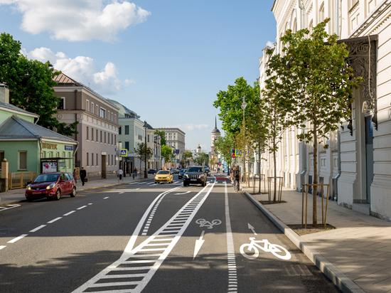 Городские специалисты предлагают уменьшить количество полос движения