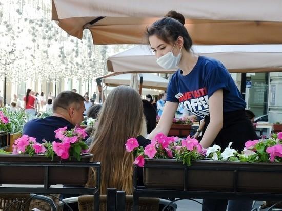 В Подмосковье открываются кафе и рестораны