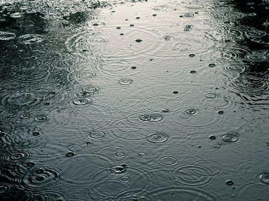 В Бурятии приостановили движение по объездному мосту из-за сильного ливня