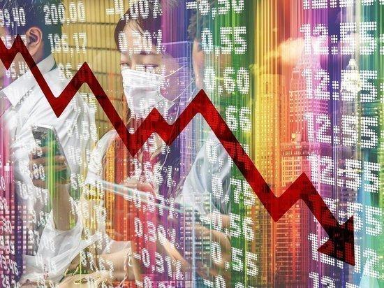 ВВП Китая в первом полугодии сократился на 1,6%
