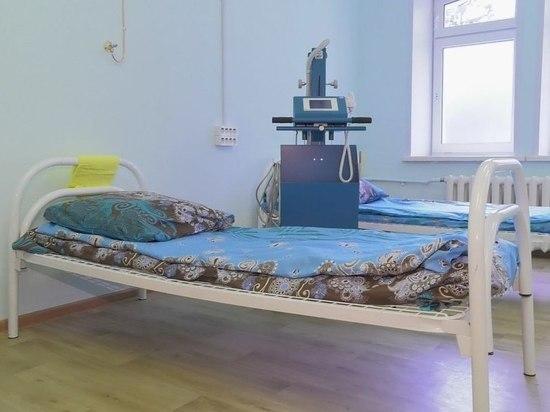 В Кировской области оборудуют ещё один госпиталь для больных covid-19