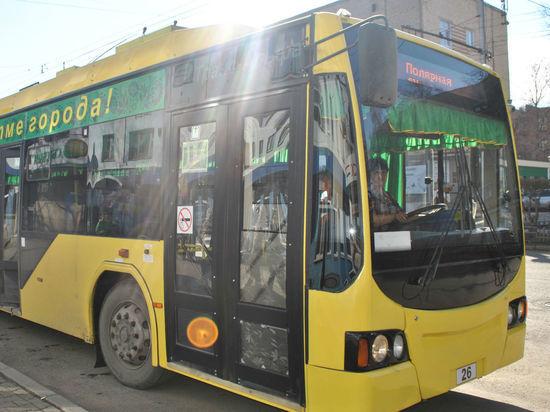 На абаканских остановках появятся планшеты для отслеживания троллейбусов