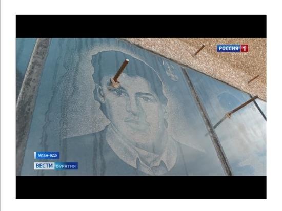 На мемориале «Ровесникам, ушедшим в бой» в Улан-Удэ осквернили фотографии погибших
