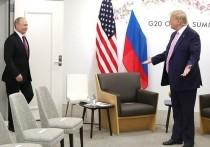 В Кремле отреагировали на сообщения о поездке Путина в США
