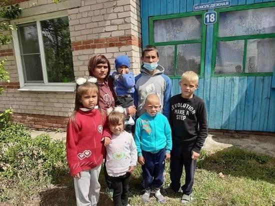 Мама шестерых детей из Миасса не останется на улице