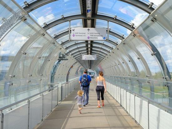 Германия: Пройти тест на коронавирус можно в аэропорту Мюнхена
