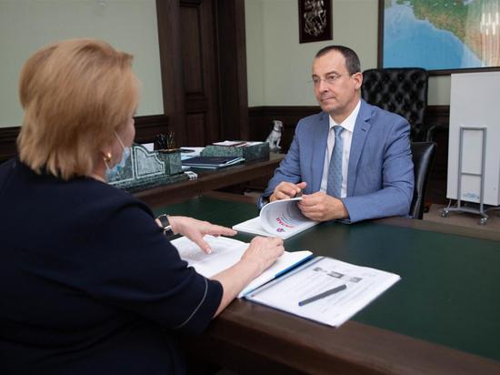 В Законодательном Собрании Краснодарского края обсудили новый состав и новые цели Общественной палаты